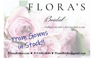 Visit Flora's Bridal at 768 W Lumsden Road