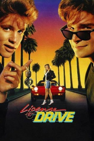 The 1988 comedy License To Drive shows the ups and downs of Les Anderson