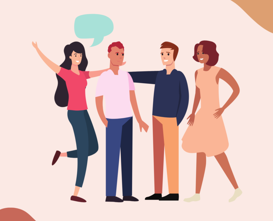 Communication is extremely important in all relationships to build connections with others