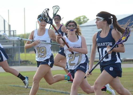 Durant High School Girls Varsity Lacrosse team is built on friendship and team bonding